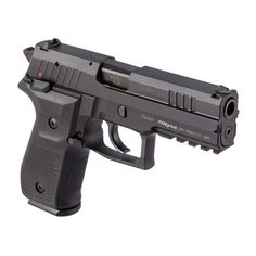 The Arex ReX Zero is a duty-sized pistol that packs a full 17 rounds of ammo in its double-stack mag. Ninja Weapons, Weapons Guns, Guns And Ammo, Revolver, Airsoft, Shooting Guns, Custom Guns, Military Guns, 9 Mm