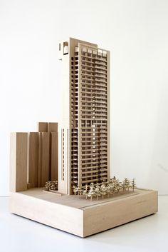 Richard Meier projeta arranha-céu residencial em Taipei,Cortesia de Richard Meier & Partners Architects