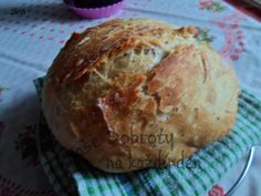Recept Levný chléb z TNCZ - Naše Dobroty na každý den   Recepty online Bread, Food, Brot, Essen, Baking, Meals, Breads, Buns, Yemek