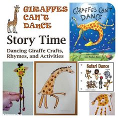 This story about Gerald—a friendly, yet clumsy giraffe—is told in rhythmic, rhyming text that keeps its own beat as it is read aloud. After Gerald is humiliated at the Jungle Dance, he meets a wise, violin-playing cricket who teaches him to discover his own unique and wonderful moves.