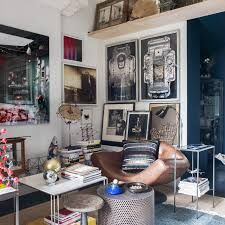 Bilderesultat for displaying art at home