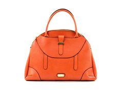 Vegan Shoes & Bags: Monarch Tote Bag by GUNAS in Orange