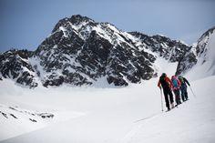 Ski touring in Pitztal, Tyrol-Austria Tyrol Austria, Ski Touring, Winter Activities, Mount Everest, Skiing, Tours, Explore, Mountains, Travel