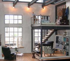 If It's Hip, It's Here (Archives): Mark Turpin's Pine Island: Architecture In Miniature  City Loft