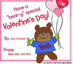 Happy Valentines Day!   #signlanguage #babysignlanguage #asl #valentine #valentinesday #love #ily #iloveyou