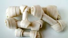 How to Make Rawhide Bones. I doubt I'll be doing this but you never know.