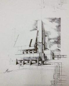 """#arch_more #iarchitecture #superarchitects #next_top_architects #sketch_arq #archilovers #archisketcher #architecture_hunter #pencil #design #designer…"""