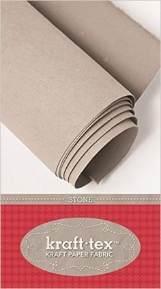 Kraft-tex Roll, Stone: Kraft Paper Fabric: Amazon.co.uk: C&T Publishing: 9781607059813: Books