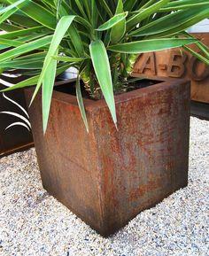 Planter Boxes | Pierre Le Roux Design