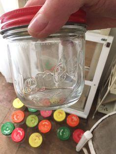 Kilner cliptop Rond Verre 2 L Jarre-pour confiture bonbons Pickle Chutney