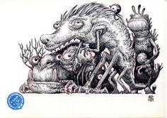 """""""Species"""" - Illustration 41"""