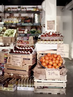 Sourced Grocer by Toby Scott - choose fresh and local ingredients in 2013