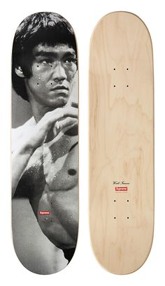 Supreme Bruce Lee Skateboard