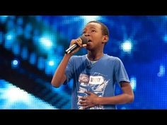 Malakai Paul sings Beyonce Listen - Britain's Got Talent 2012 auditions - UK version - makes me cry every time!