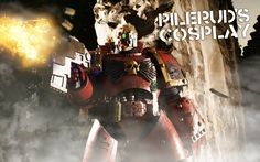 Pilerud's Awesome Blood Angel Cosplay - Bell of Lost Souls