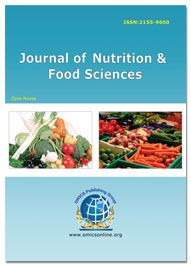 Journal of Nutrition & Food Sciences covers high quality of manuscripts which are both relevant and applicable to the broad field of applied life sciences. Journal renders novel, clear connection to nutritional requirements by the perceived palatability of foods and their applications in highly interdisciplinary applied sciences. Journal aims to reflect contemporary thinking so that professionals can keep pace with the developments in the field of nutrition and food sciences.