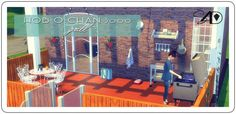 Sims 4 Designs: Hob-O-Chan 3000 Grill • Sims 4 Downloads