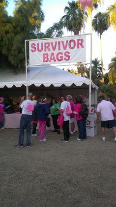 Survivor bags
