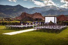 Garden Of The Gods Club - Colorado Springs, Colorado. How beautiful!