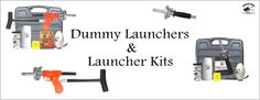 Dummy Launchers and Launcher Kits #dogandfield