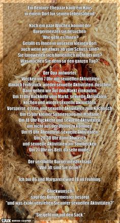 Das neue Haus #haus #Dorf #witz #NJF #Ehepaar ---------------------------------- Mehr unter: https://de.1jux.net/login?rid=109687 und unter: https://www.facebook.com/WitzeMemeLustigesZitate