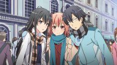 The 14 Best Anime With Insanely Dark Humor Light Novel, High School Romance Anime, Funny Romance, Yahari Ore No Seishun, Rap, Primer Video, Good Anime Series, Sad Movies, Fanart