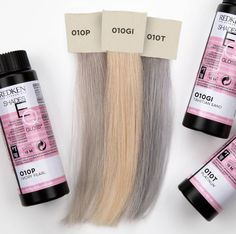 Nuances Redken, Redken Toner, Hair Color Swatches, Redken Hair Color, Hair Color Formulas, Redken Color Formulas, Redken Hair Products, Demi Permanent, Redken Shades Eq