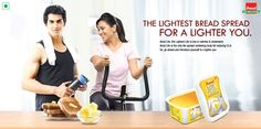 Do you ever wonder if your Lite spread actually help you stay slim & fit?  Amul Lite is the only spread in Lite category which contains CLA (Conjugated Linoleic Acid) that helps to reduce body fat.  So, switch to Amul Lite – the low fat, low Cholesterol & low calorie table spread and introduce yourself to a fitter & lighter you