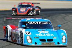 2011 - No.01 Riley MkXX-BMW - Joey Hand, Graham Rahal, Scott Pruett, Memo Rojas