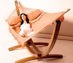 Hammock Bed- I will have one before Spring is here!!