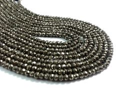 AAA Natural Pyrite Beads , 4mm , 13.5 inches by lifestylebeads on Etsy https://www.etsy.com/listing/234821481/aaa-natural-pyrite-beads-4mm-135-inches
