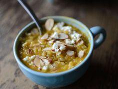 Apron Days: Winter Lentil Soup- use Trader Joe's Harvest Grain blends and grilled chicken Vegetarian Soup, Vegetarian Recipes, Roasted Lentils, Lentil Soup, Weeknight Meals, Soups And Stews, Soul Food, Soup Recipes, Healthy Snacks