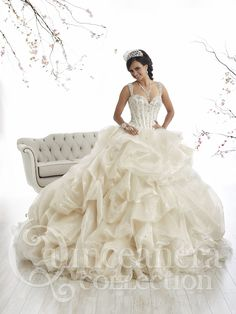 Quinceañera Dresses House of Wu Style #26868