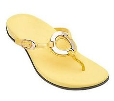 Orthaheel So excited to have a sandal this summer that provides support and back/leg relief!!