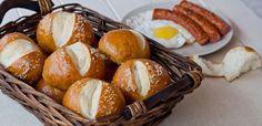pretzel rolls - must try some day