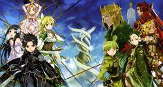 💫 Sword Art Online ~ Fairy Dance Arc (full) (by abec) 💫