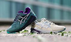 "A First Look at the size? x ASICS TIGER Gel Kayano ""Trail"" Pack"
