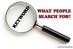 What People Search for : The Most Popular Keywords
