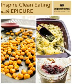 Inspire Clean Eatin with Epicure - Fall Giveaway!