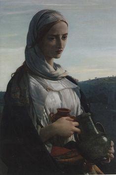 attempts-at-greatness:  Mary Magdalen, John Rogers Herbert, 1859, Maas Gallery, London