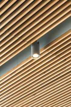 Looking to incorporate an acoustic timber ceiling in an exciting new McDonalds design Landini Associates reached out to Decor Systems for options. Timber Ceiling, Rishikesh, Acoustic Panels, Decorative Panels, Ceiling Design, Lynch, Mcdonalds, Blinds, Ali