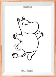 Details about Moomin Mylar Reusable Stencil Airbrush Painting Art Craft DIY home Stencil Material: Made from genuine Mylar. Sponge Painting, Air Brush Painting, Body Painting, Painting Art, Moomin Tattoo, Airbrush Art, Airbrush Makeup, Mushroom Tattoos, Stencil Material