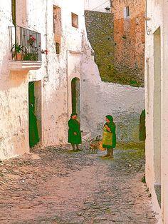 'Ibiza Smalltalk' von Dirk h. Wendt bei artflakes.com als Poster oder Kunstdruck $18.03