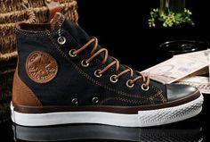 2013 New Converse All Star Vampire Diaries Black Denim Couples Sneakers High Tops [J13050607] - $58.00 : Discount Converse All Star Sneakers Sale,Converse All Star Sandals,Comics and Womens Platform Sneakers