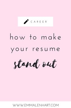 Looking to snag a new job and impress others in your industry? Find the top 3 strategies to make your resume stand out from other applicants on the blog!
