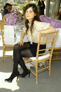 Pantyhose cory love