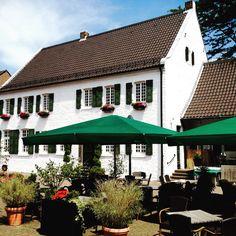 #Pulheim Canishof. Idylle mitten in der Stadt.