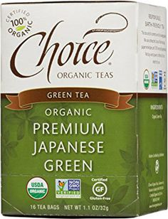 Save on Choice Organic Teas Ginger Herb Tea BAG). Tea drinking has been a healthful delight for centuries. Taking a moment to prepare a cup of tea is a si Green Tea Ingredients, Fat Flush Detox, Green Tea Bags, Jasmine Green Tea, English Breakfast Tea, Best Green Tea, Organic Green Tea, Mint Tea, Oolong Tea