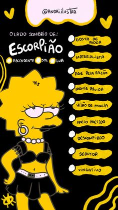 Lisa Simpson, Templates, Fictional Characters, Instagram, Frases, Novels, Materialistic, Stencils, Fantasy Characters