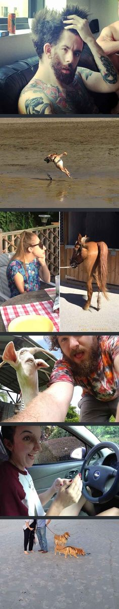 iPhone Panoramic Photos That Went Horribly Wrong